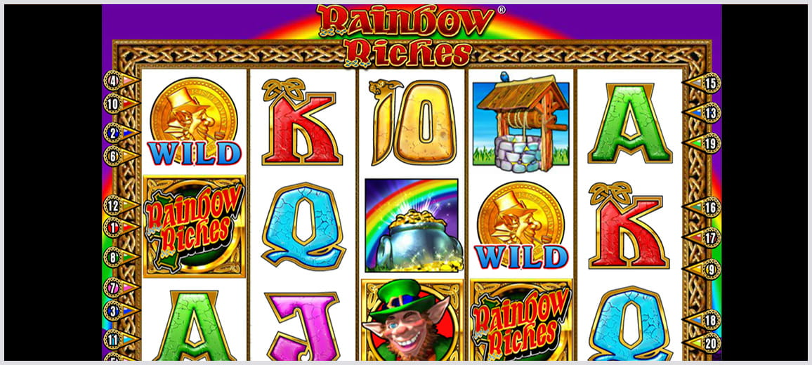 Play Rainbow Riches Online | Grosvenor Casinos